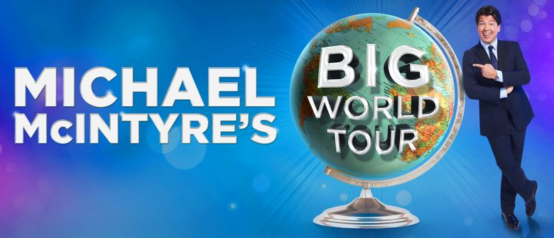 Michael Mcintyre Nz Tour